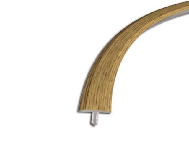 Listwa dylatacyjna 13mm ALU dąb 15 dł. 2,5m 6-00609-15-250 Zic Zac
