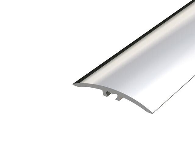Listwa dylatacyjna 30mm ALU srebro 01 dł. 1,8m E-E0100-01-180 Borck