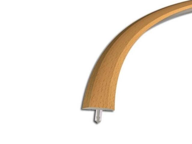 Listwa dylatacyjna 13mm ALU buk 22 dł. 2,5m 6-00609-22-250 Zic Zac