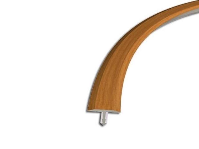 Listwa dylatacyjna 13mm ALU olcha 23 dł. 2,5m 6-00609-23-250 Zic Zac