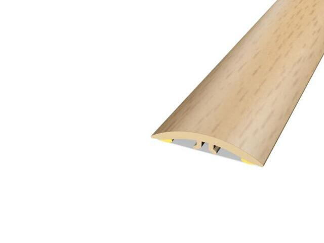 Listwa dylatacyjna 30mm PVC buk F0 dł. 1m M-M0300-F0-100 Montic
