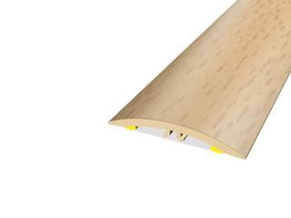 Listwa dylatacyjna 42mm PVC buk F0 dł. 2m M-M0200-F0-200 Montic