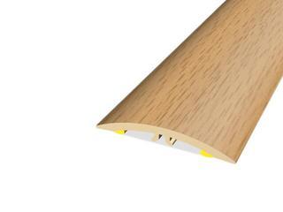 Listwa dylatacyjna 42mm PVC buk F1 dł. 2m M-M0200-F1-200 Montic