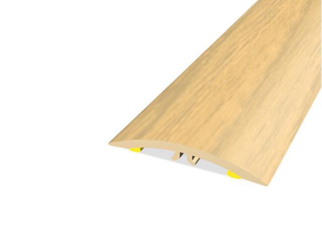 Listwa dylatacyjna 42mm PVC dąb G0 dł. 1m M-M0200-G0-100 Montic
