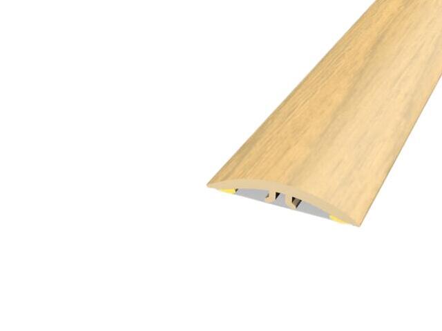 Listwa dylatacyjna 30mm PVC dąb G0 dł. 1m M-M0300-G0-100 Montic