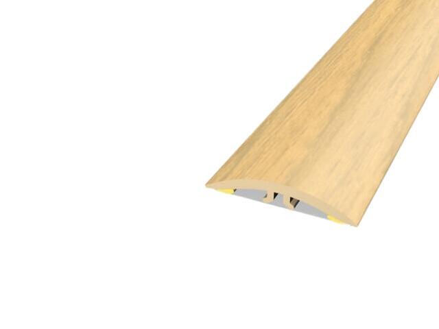 Listwa dylatacyjna 30mm PVC dąb G0 dł. 2m M-M0300-G0-200 Montic