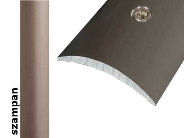 Listwa dylatacyjna Effect Standard A13 szampan 360cm Effector