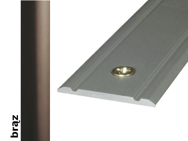 Listwa dylatacyjna Effect Standard A02 brąz 120cm Effector