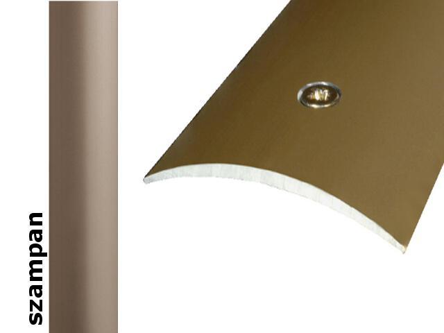 Listwa dylatacyjna Effect Standard A04 szampan 120cm Effector