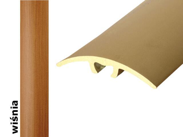 Listwa dylatacyjna Effect Standard A66 z uszczelką silikonową wiśnia 120cm Effector