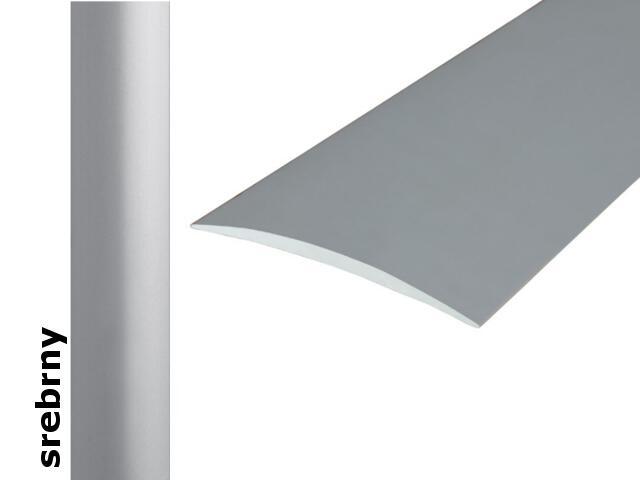 Listwa dylatacyjna Effect Standard A70 samoprzylepna srebro 100cm Effector