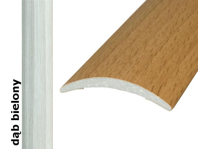 Listwa dylatacyjna Effect Standard A13 samoprzylepna dąb bielony 180cm Effector