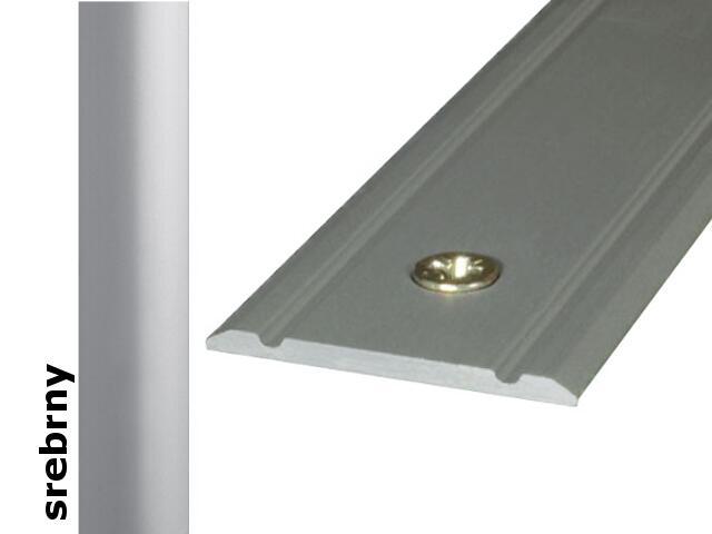 Listwa dylatacyjna Effect Standard A02 srebro 180cm Effector