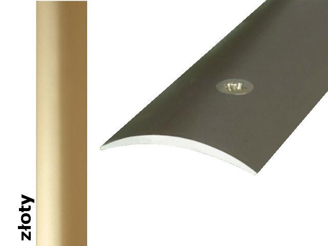 Listwa dylatacyjna Effect Standard A03 złoto 180cm Effector