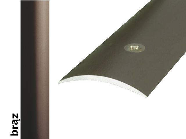 Listwa dylatacyjna Effect Standard A03 brąz 180cm Effector
