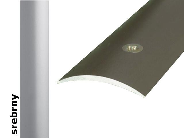 Listwa dylatacyjna Effect Standard A03 srebro 270cm Effector