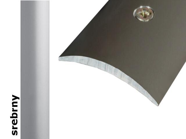 Listwa dylatacyjna Effect Standard A13 srebro 360cm Effector