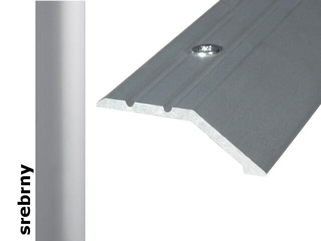 Listwa wyrównująca Effect Standard A11 srebro 180cm Effector