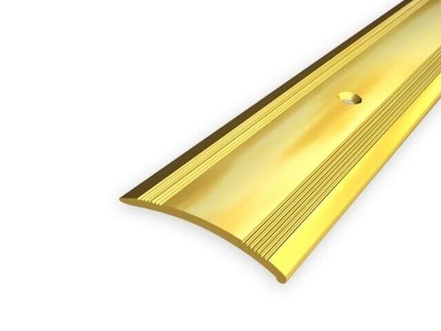 Listwa wyrównująca 36mm MOS mosiądz 05 dł. 0,9m 4-90703-05-090 Aspro