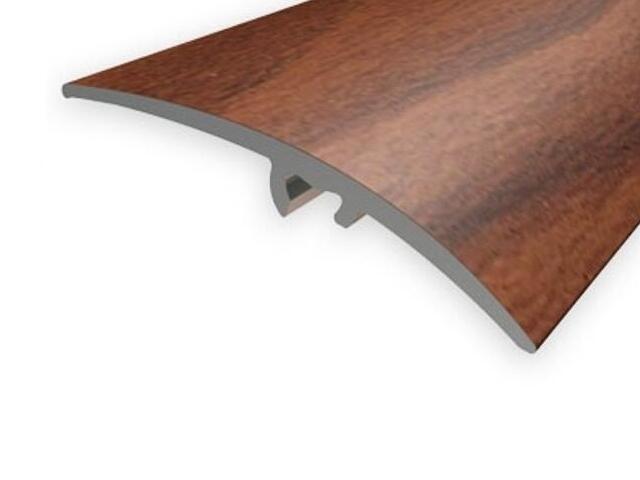 Listwa wyrównująca 38mm ALU mahoń 7E dł. 1,8m 1-12201-7E-180 Borck
