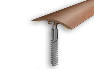 Listwa wyrównująca 42mm PVC czereśnia 8E dł. 1m D-P0200-8E-100 Myck