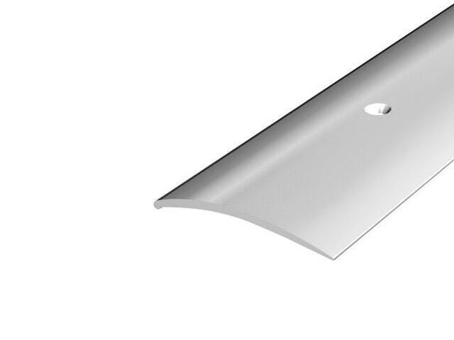 Listwa wyrównująca 47mm ALU srebro 01 dł. 0,9m E-E1100-01-090 Borck