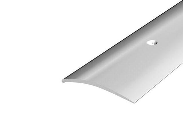 Listwa wyrównująca 47mm ALU srebro 01 dł. 1,8m E-E1100-01-180 Borck