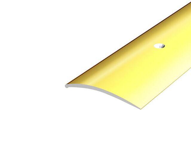 Listwa wyrównująca 47mm ALU złoto 03 dł. 0,9m E-E1100-03-090 Borck