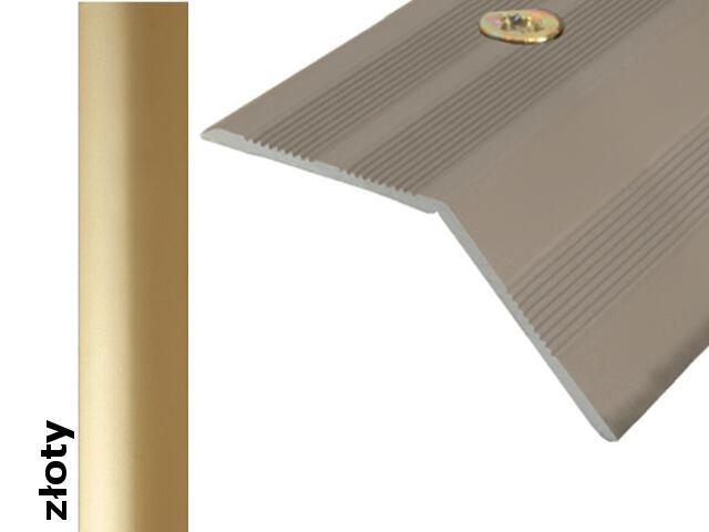 Listwa wyrównująca Effect Standard A39 złoto 120cm Effector