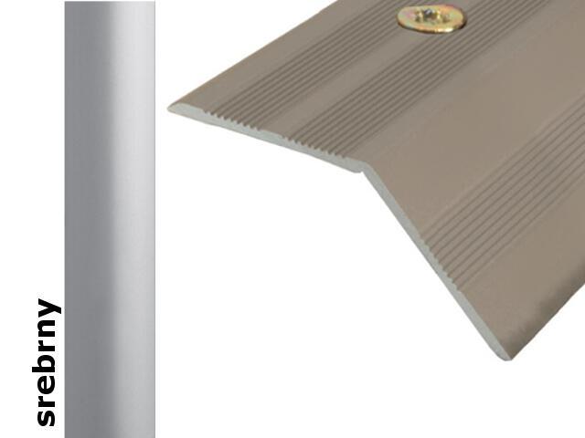 Listwa wyrównująca Effect Standard A39 srebro 360cm Effector
