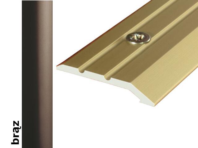 Listwa wyrównująca Effect Standard A01 brąz 120cm Effector