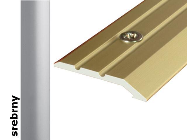 Listwa wyrównująca Effect Standard A01 srebro 90cm Effector