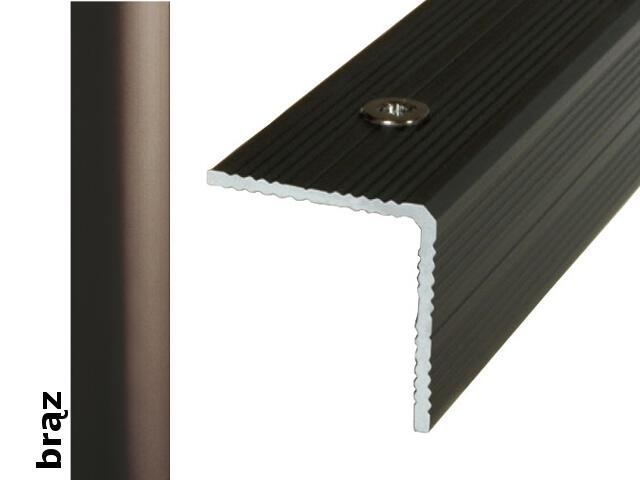 Listwa schodowa Effect Standard A40 brąz 270cm Effector