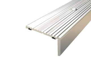 Listwa schodowa 40x20 ALU srebro 01 dł. 0,9m 1-06437-01-090 Aspro