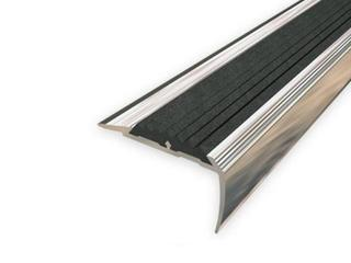 Listwa schodowa 40x20 ALU aluminium P0 dł. 0,9m 1-09199-P0-090 Aspro
