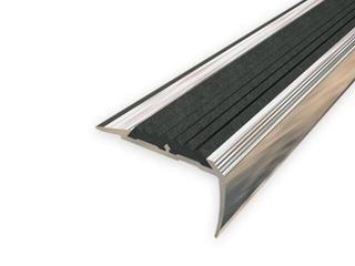 Listwa schodowa 40x20 ALU aluminium P0 dł. 2,7m 1-09199-P0-270 Aspro
