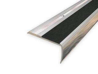 Listwa schodowa 40x20 ALU aluminium P0 dł. 0,9m 1-09197-P0-090 Aspro