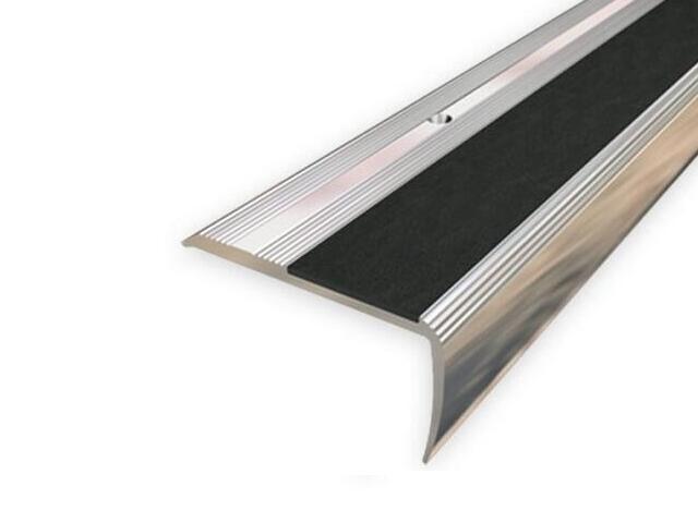 Listwa schodowa 40x20 ALU aluminium P0 dł. 2,7m 1-09197-P0-270 Aspro