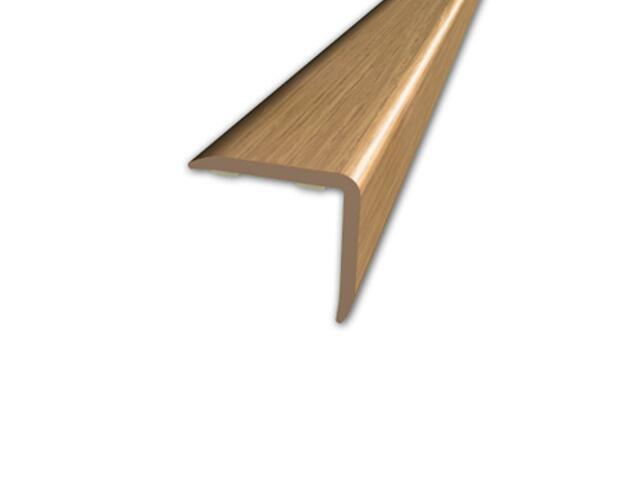 Listwa schodowa 20x20 PVC dąb 2E dł. 2m D-K0500-2E-200 Myck