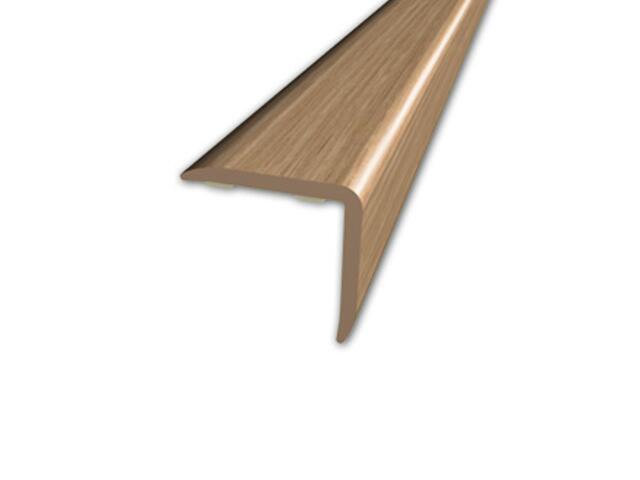 Listwa schodowa 20x20 PVC dąb 3E dł. 2m D-K0500-3E-200 Myck