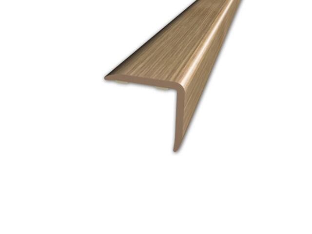 Listwa schodowa 20x20 PVC wiąz 5E dł. 1m D-K0500-5E-100 Myck