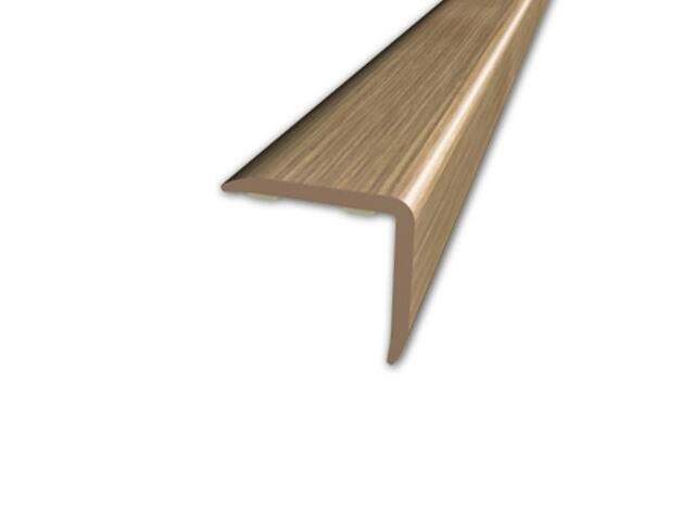 Listwa schodowa 20x20 PVC wiąz 5E dł. 2m D-K0500-5E-200 Myck