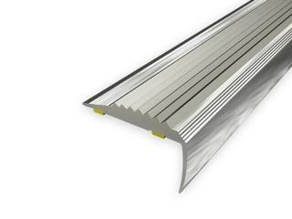 Listwa schodowa 40x20 ALU aluminium P0 dł. 2,7m 1-09299-P0-270 Aspro