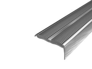 Listwa schodowa 48x18 ALU aluminium P0 dł. 0,9m 1-09288-P0-090 Aspro