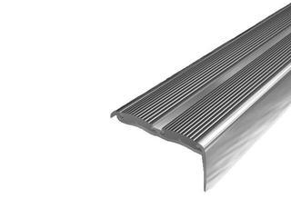 Listwa schodowa 48x18 ALU aluminium P0 dł. 2,7m 1-09288-P0-270 Aspro
