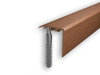 Listwa schodowa 30x30 PVC czereśnia 8E dł. 1m D-K0200-8E-100 Myck