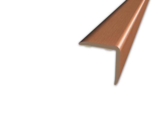 Listwa schodowa 20x20 PVC czereśnia 8E dł. 1m D-K0500-8E-100 Myck