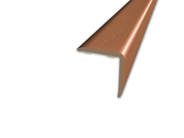 Listwa schodowa 20x20 PVC czereśnia 8E dł. 2m D-K0500-8E-200 Myck