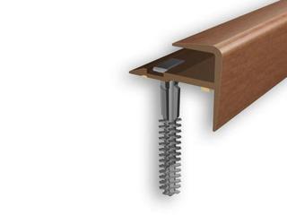 Listwa schodowa typ f PVC czereśnia 8E dł. 2m D-K0600-8E-200 Myck