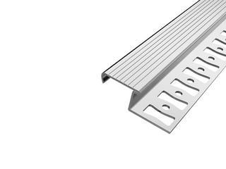 Listwa schodowa 12x10 stal 20 dł. 2,5m F-FC615-20-250 Aspro